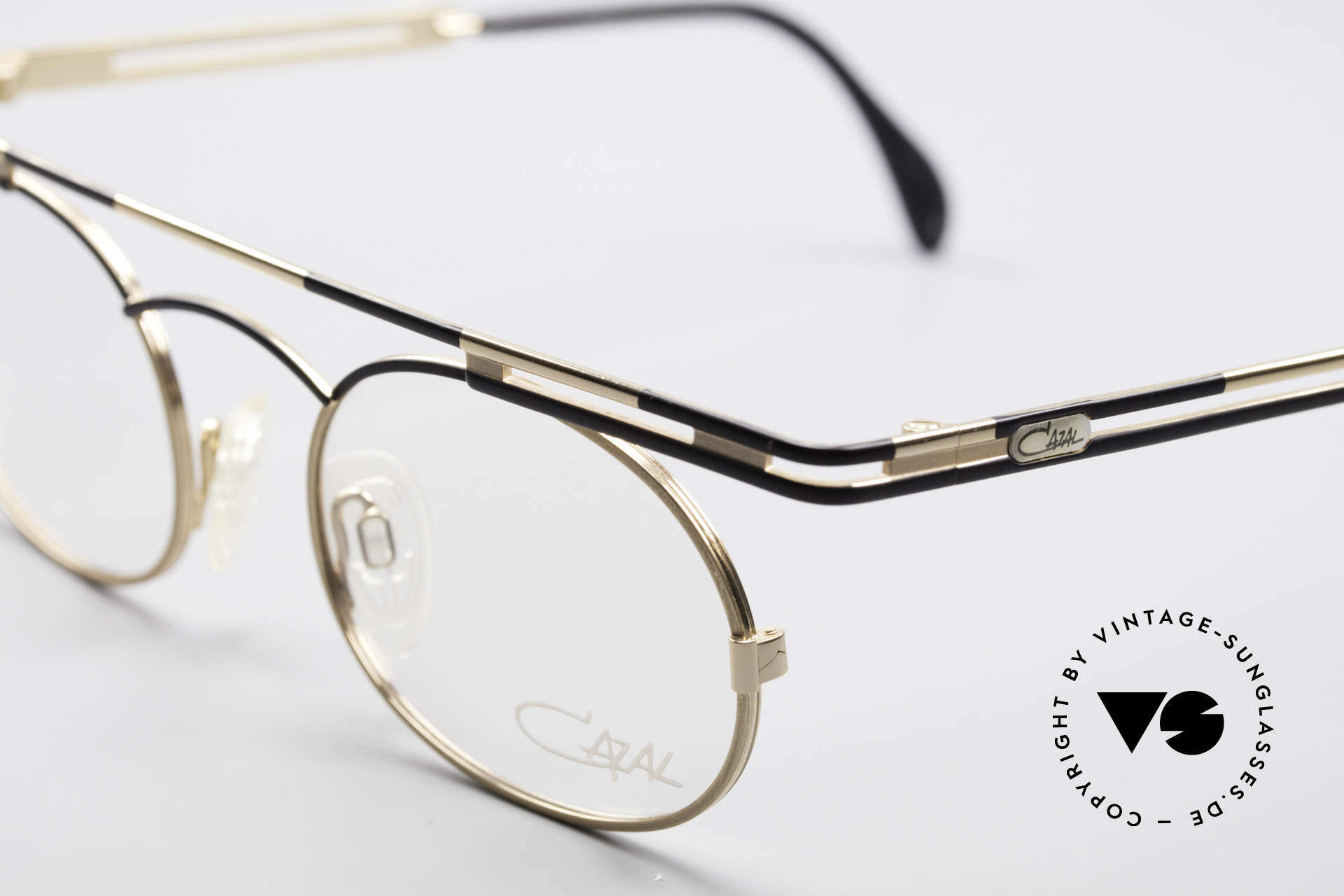 Cazal 761 Vintage Frame NO Retro Glasses, new old stock (like all our rare vintage Cazal specs), Made for Men and Women