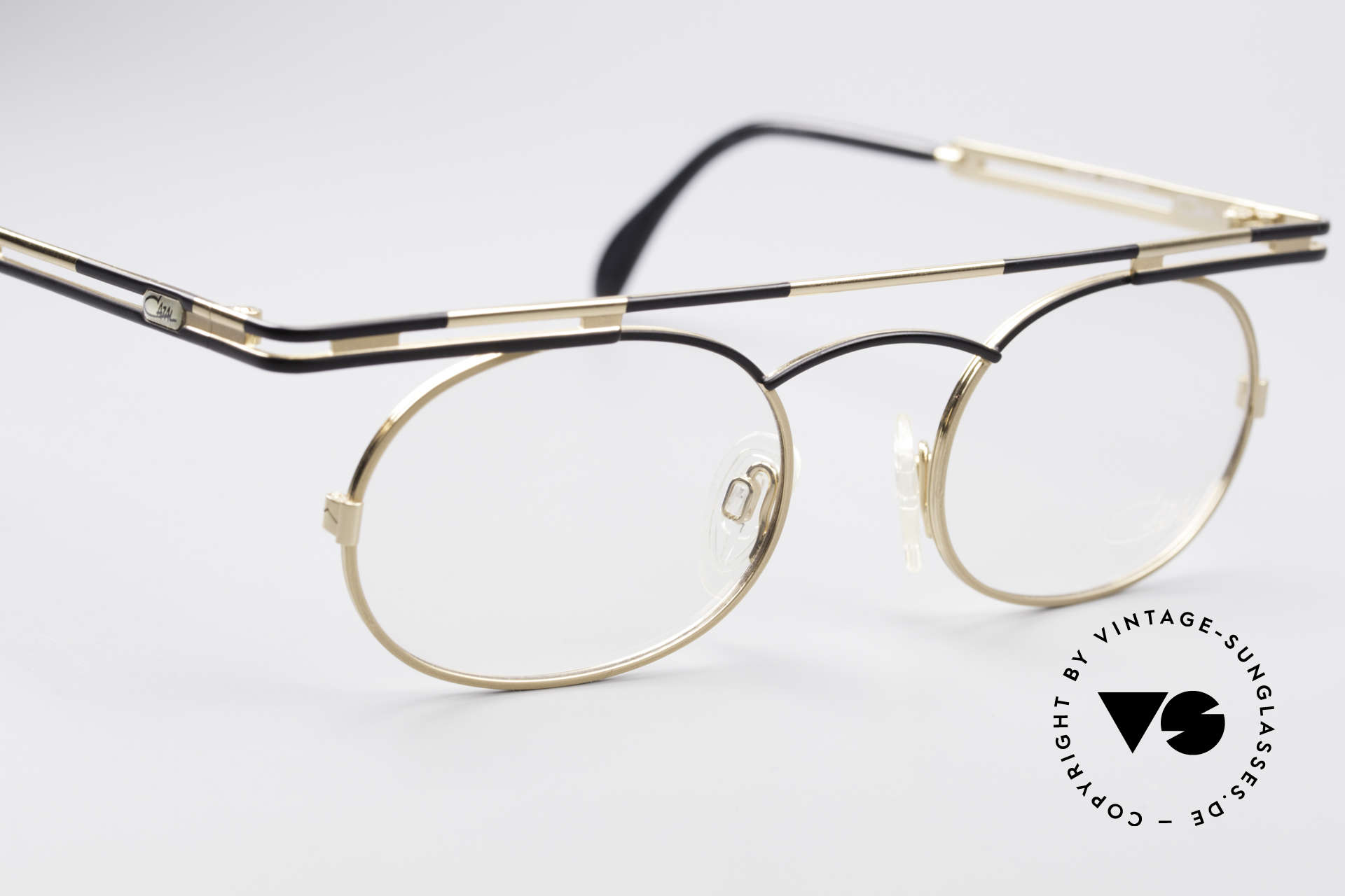 Cazal 761 Vintage Frame NO Retro Glasses, NO RETRO GLASSES, but true VINTAGE eyeglasses!, Made for Men and Women