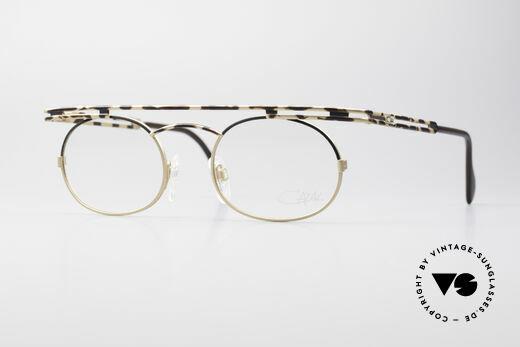 Cazal 761 NO Retro Glasses Vintage Frame Details