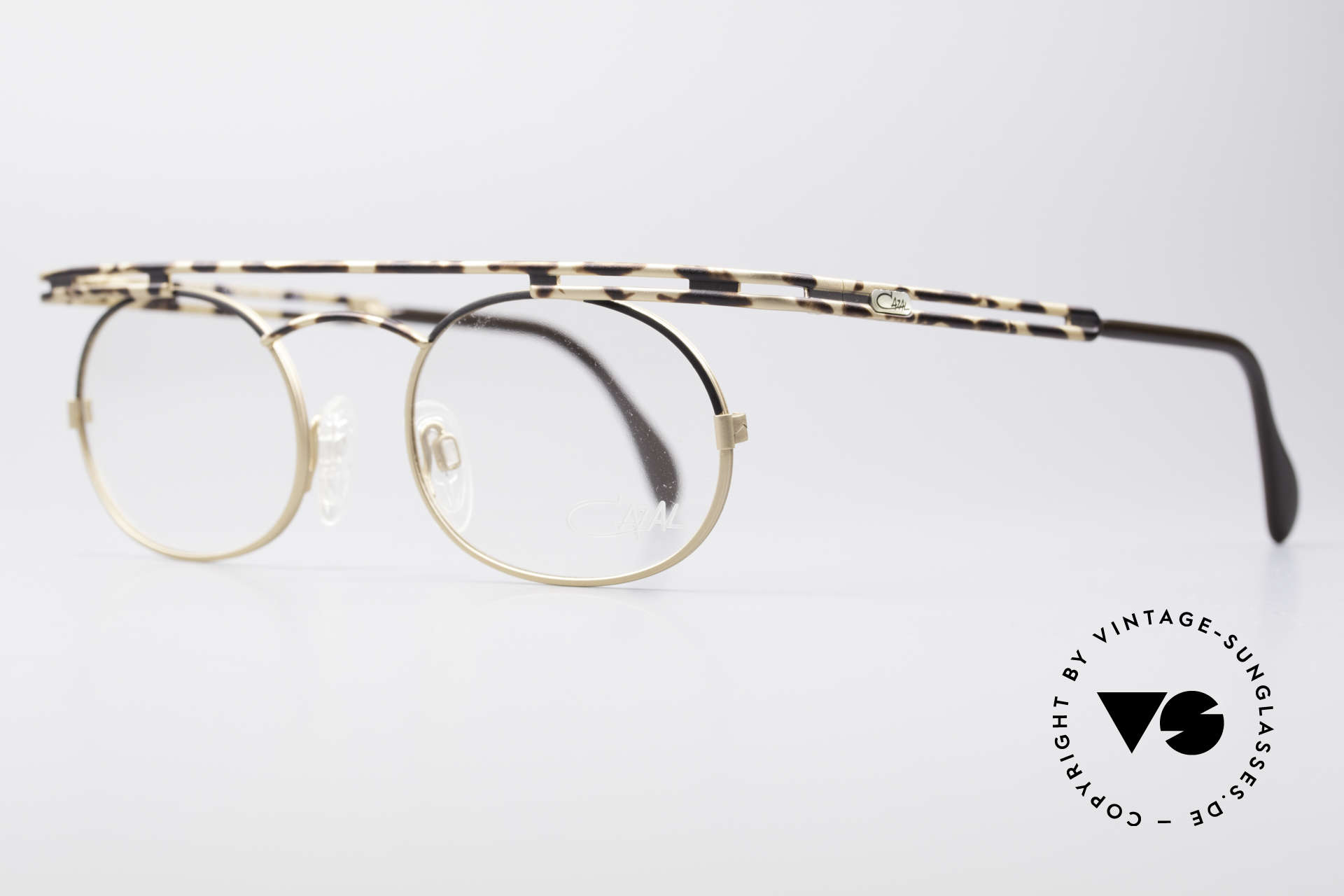 Cazal 761 NO Retro Glasses Vintage Frame, top-notch craftsmanship (frame 'made in Germany'), Made for Men and Women