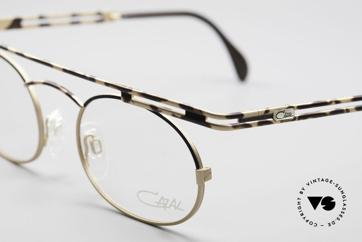 Cazal 761 NO Retro Glasses Vintage Frame, new old stock (like all our rare vintage Cazal specs), Made for Men and Women