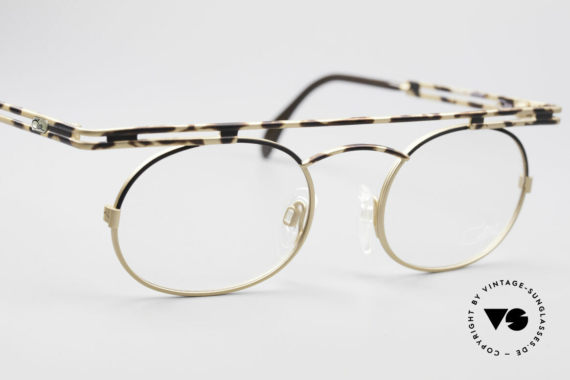 Cazal 761 NO Retro Glasses Vintage Frame, NO RETRO GLASSES, but true VINTAGE eyeglasses!, Made for Men and Women