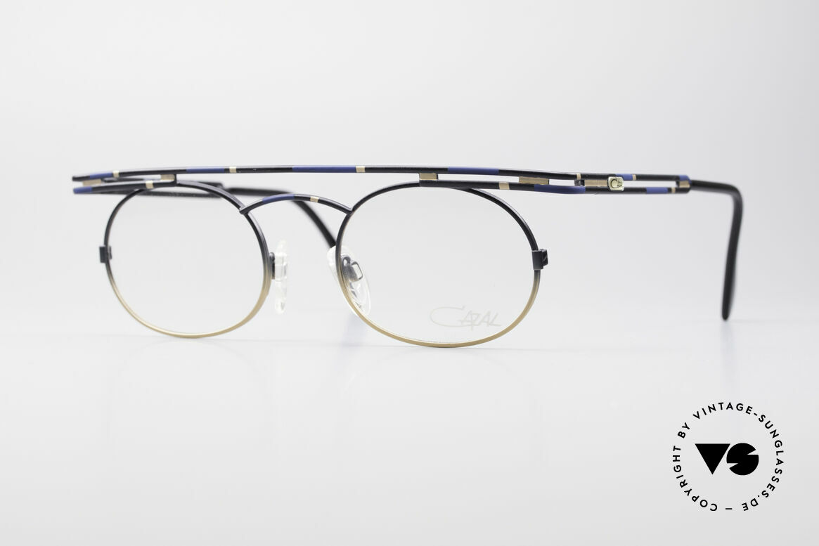 Cazal 761 True Vintage Frame NO Retro, expressive CAZAL vintage eyeglasses from app. 1997, Made for Men and Women