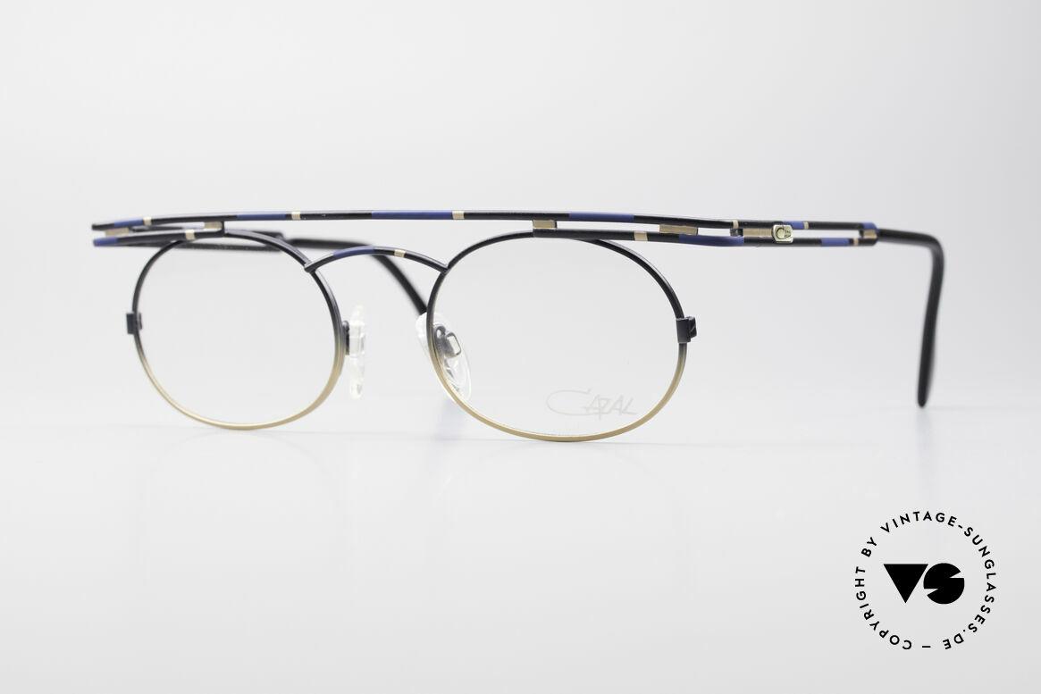 Cazal 761 True Vintage Frame NO Retro, expressive CAZAL vintage eyeglasses from app. 1997, Made for Men and Women