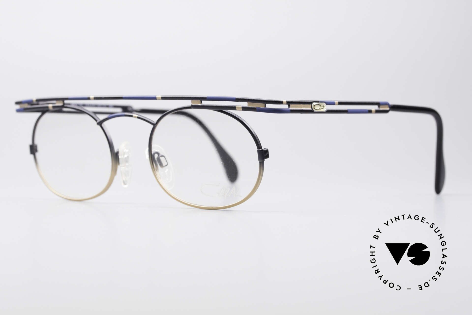 Cazal 761 True Vintage Frame NO Retro, top-notch craftsmanship (frame 'made in Germany'), Made for Men and Women