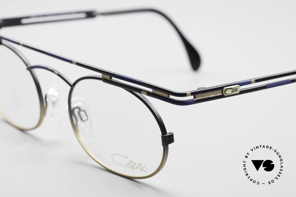 Cazal 761 True Vintage Frame NO Retro, new old stock (like all our rare vintage Cazal specs), Made for Men and Women