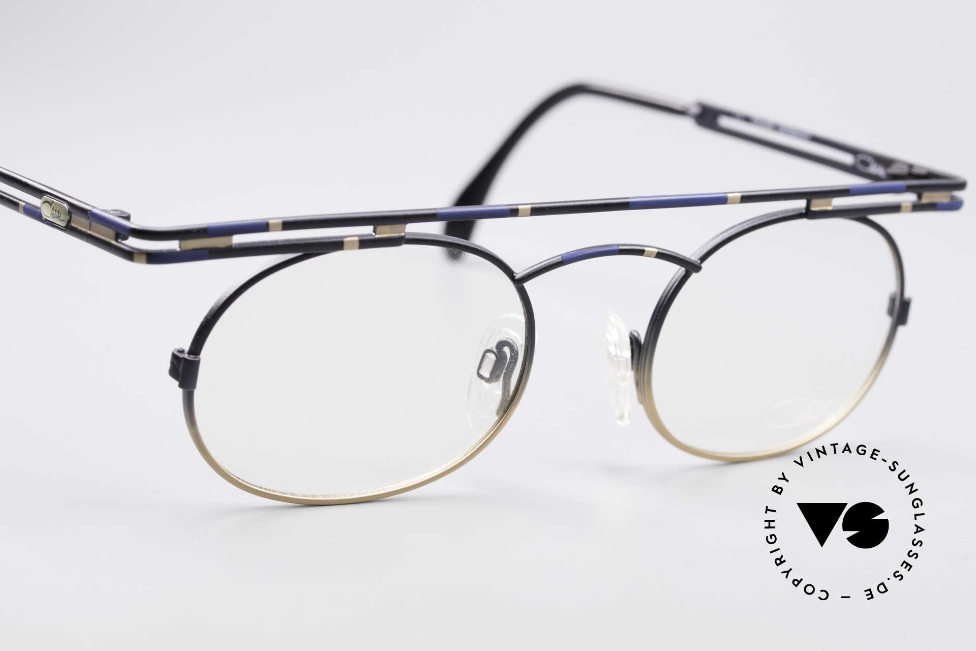 Cazal 761 True Vintage Frame NO Retro, NO RETRO GLASSES, but true VINTAGE eyeglasses!, Made for Men and Women