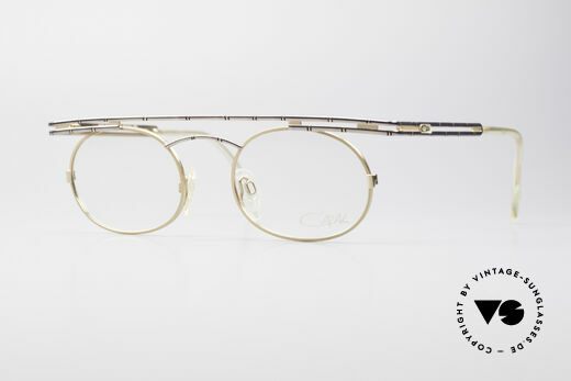 Cazal 761 NO Retro Glasses True Vintage Details