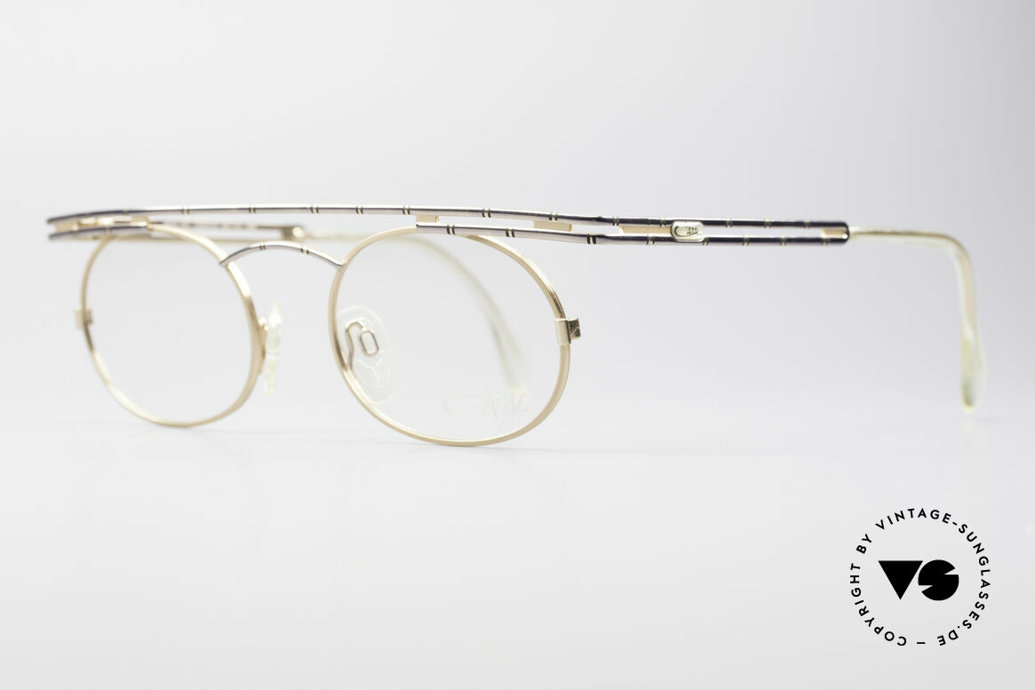 Cazal 761 NO Retro Glasses True Vintage, top-notch craftsmanship (frame 'made in Germany'), Made for Men and Women