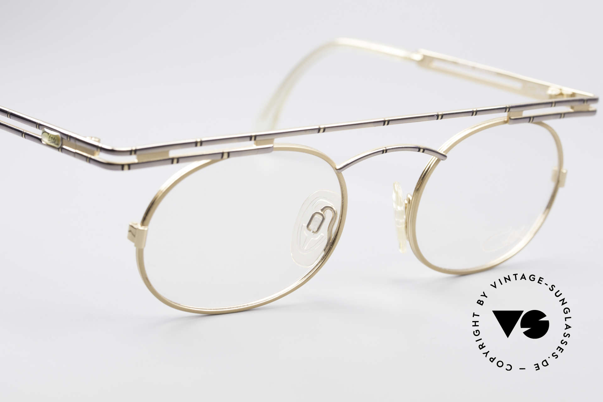 Cazal 761 NO Retro Glasses True Vintage, NO RETRO GLASSES, but true VINTAGE eyeglasses!, Made for Men and Women