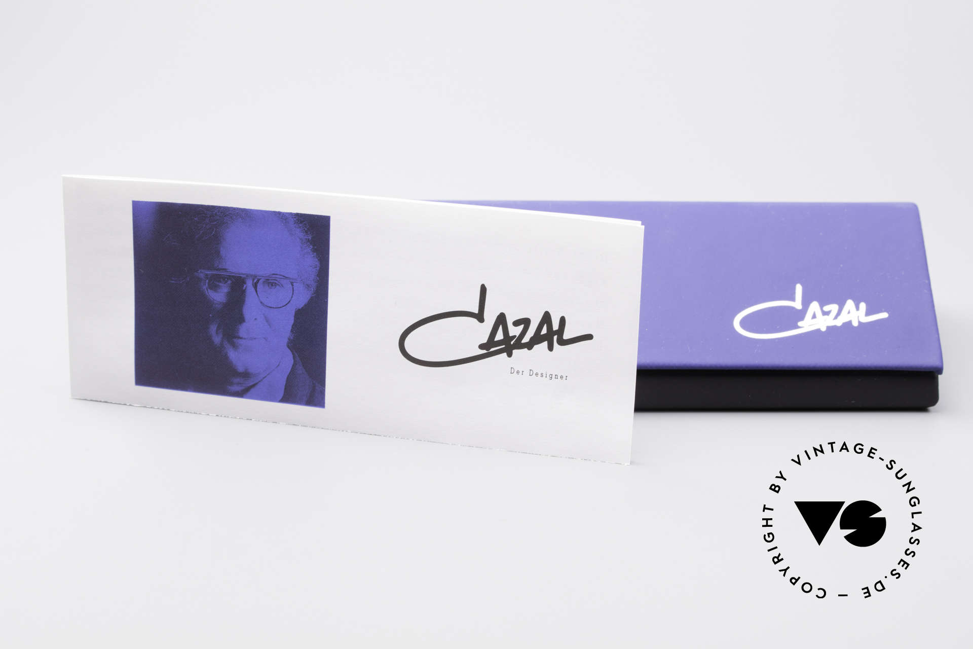 Cazal 761 NO Retro Glasses True Vintage, frame is made for your optical lenses or sun lenses, Made for Men and Women