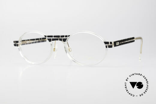 Cazal 510 Crystal Limited Edition Frame Details