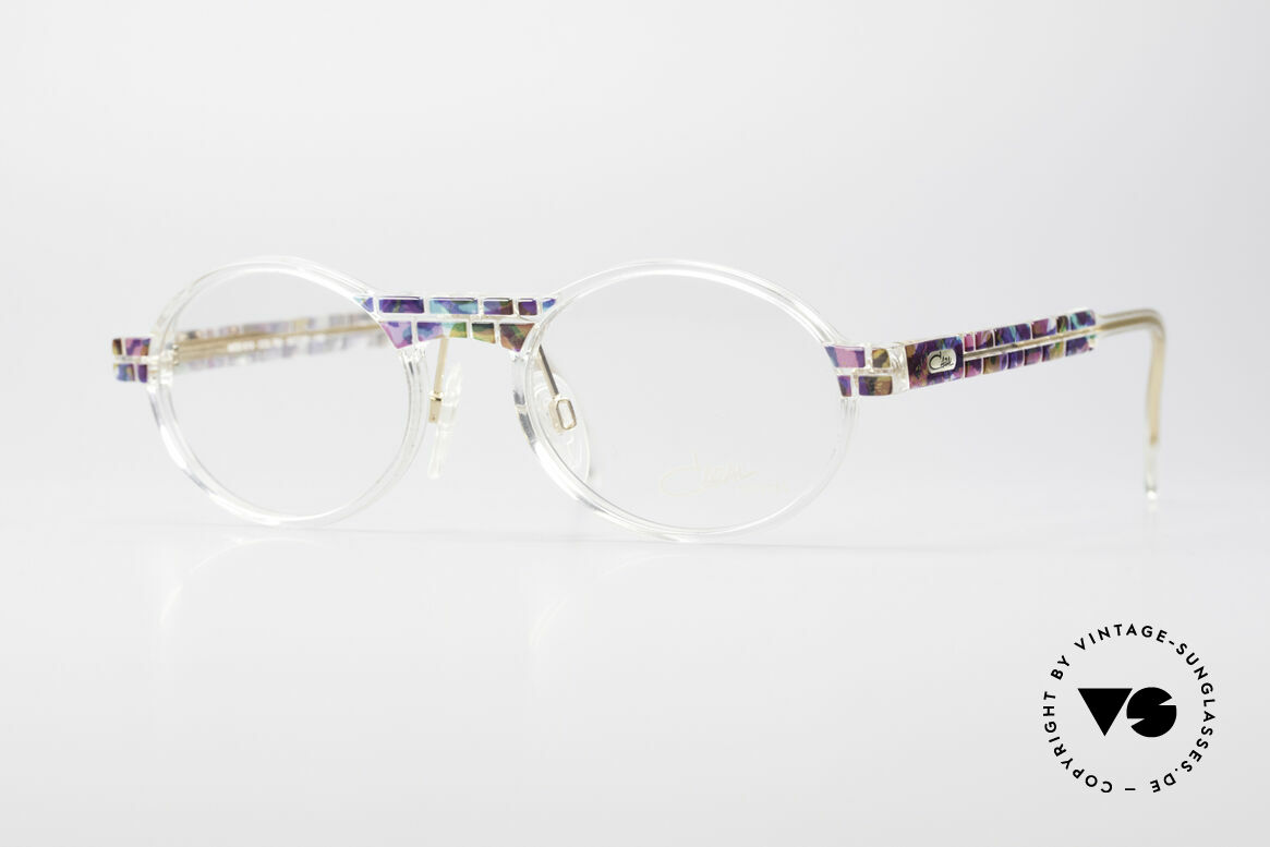 Cazal 510 Crystal Limited Vintage Glasses