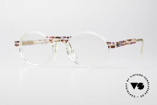 Cazal 510 Crystal Limited Vintage Specs Details
