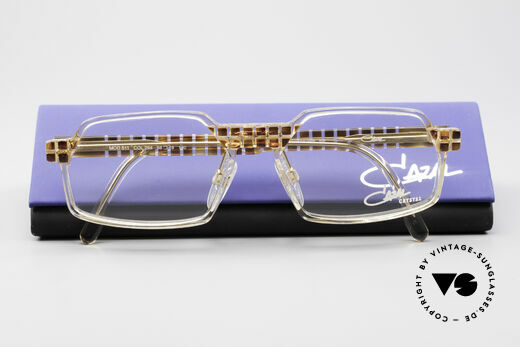 Cazal 511 Crystal Limited Edition Cazal, demo lenses can be replaced with optical (sun)lenses, Made for Men and Women