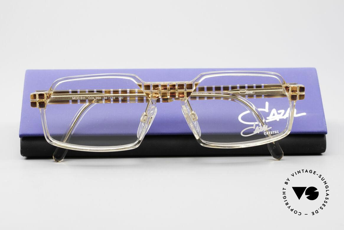 Cazal 511 Crystal Limited Edition Cazal