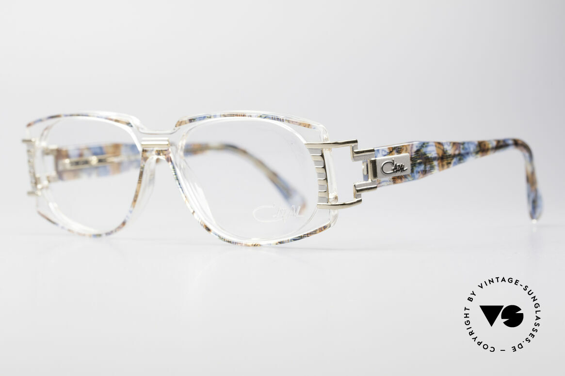 Cazal 372 Ultra Rare HipHop Vintage Frame, interesting & distinctive at the same time; true eye-catcher, Made for Men and Women