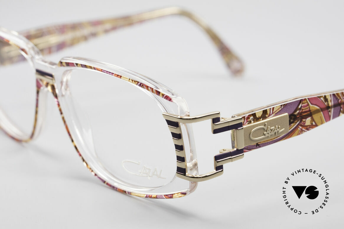 Cazal 372 Rare HipHop Vintage Eyeglasses, CAZAL = part of the US hip-hop-scene in the 80's and 90's, Made for Men and Women