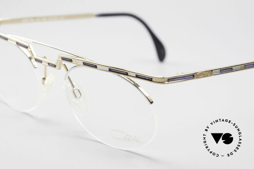 Cazal 758 Original 90s No Retro Glasses