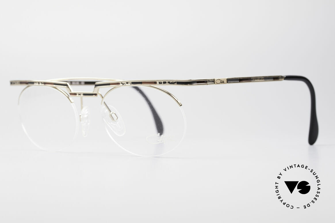 Cazal 758 Original 90s Vintage Glasses, costly varnishing (characteristical for all vintage Cazals), Made for Men and Women