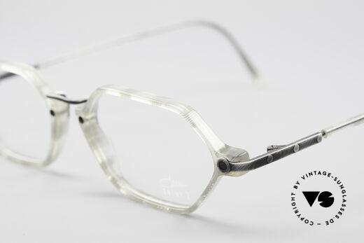 Cazal 1302 - Point 2 Octagonal 90's Eyeglasses