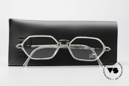 Cazal 1302 - Point 2 Octagonal 90's Eyeglasses, NO RETRO fashion; an authentic 20 years old ORIGINAL, Made for Men and Women