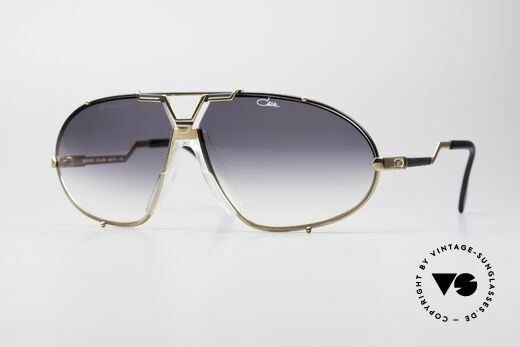 Cazal 906 Last Action Hero Movie Shades Details