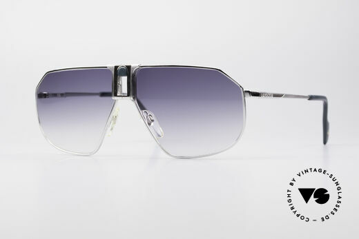 Longines 0153 Large Vintage Men's Sunglasses Details