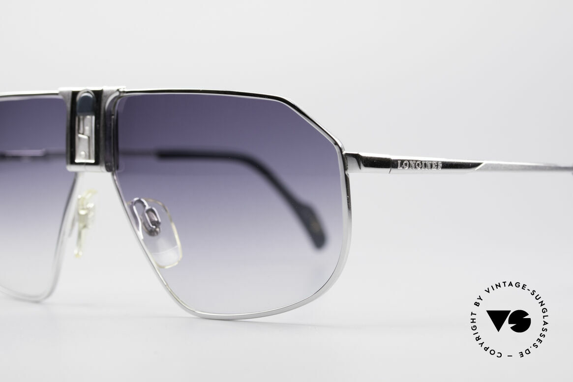 Longines 0153 Large Vintage Men's Sunglasses, unworn (like all our premium vintage 80's sunglasses), Made for Men