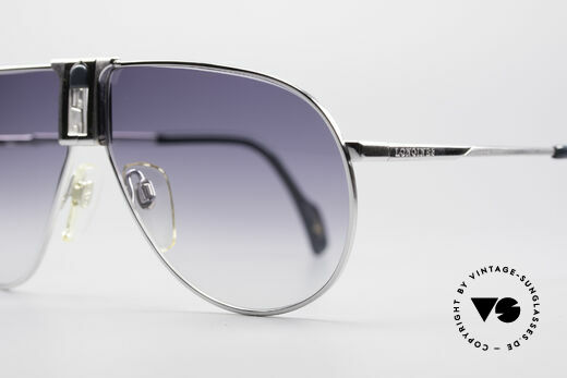 Longines 0154 Large 80's Aviator Sunglasses
