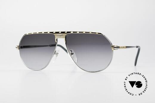 Longines 0151 Rare Titanium 80's Sunglasses Details