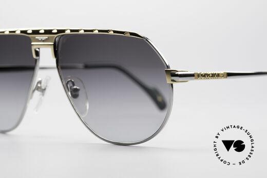 Longines 0151 Rare Titanium 80's Sunglasses