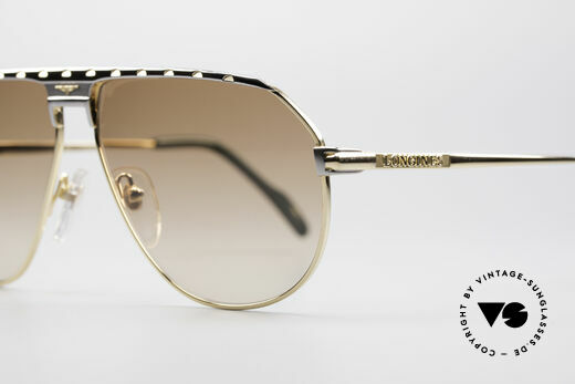 Longines 0151 Large 80's Titanium Sunglasses