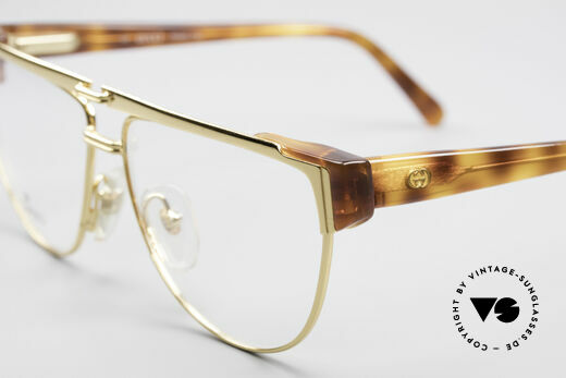 Gucci 2320 Luxury Designer Glasses 80's