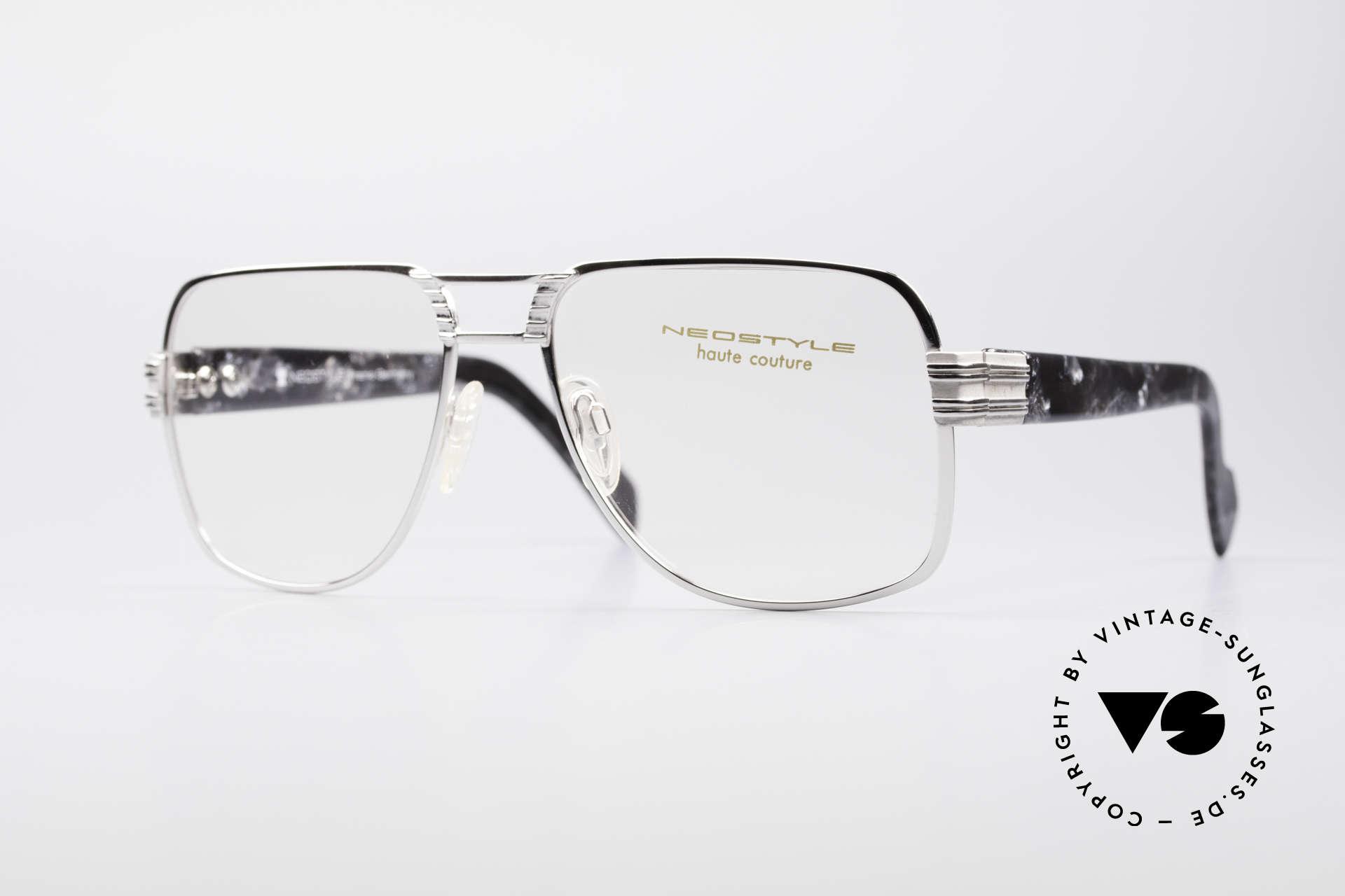 0b2360fc34 Glasses Neostyle Boutique 670 80 s Men s Eyeglasses X-Large ...