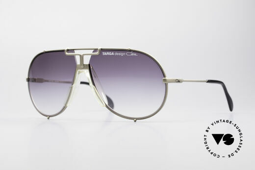 Cazal 901 Targa Design West Germany Aviator Shades Details