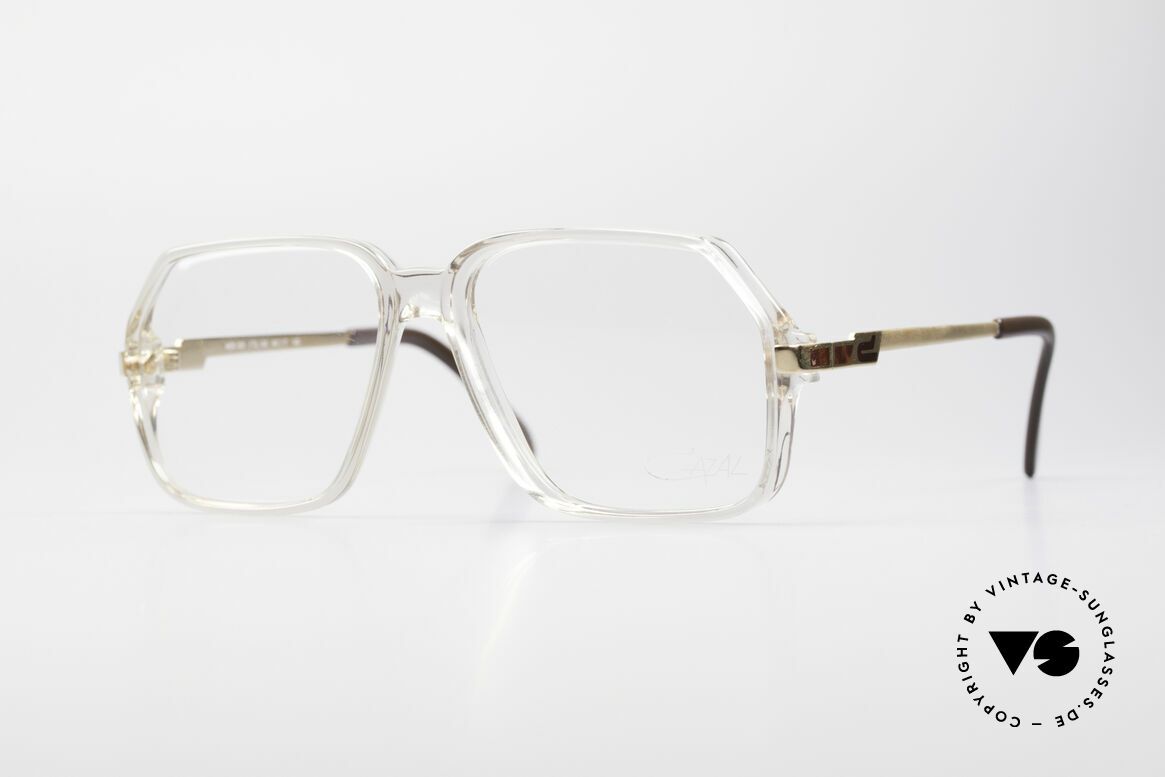 Cazal 625 West Germany 80's Eyeglasses