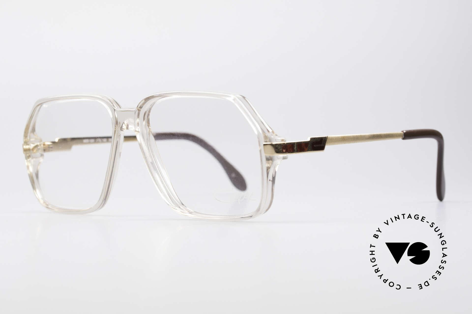 Cazal 625 West Germany 80's Eyeglasses, vintage designer eyeglasses 'FRAME W.GERMANY', Made for Men