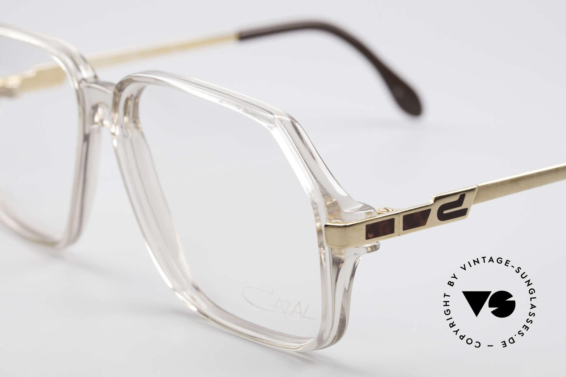 Cazal 625 West Germany 80's Eyeglasses, unworn (like all our unique vintage Hip Hop Cazals), Made for Men