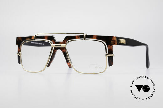Cazal 873 Old School Hip Hop Frame Details