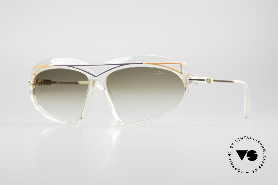 Cazal 854 True Vintage Hip Hop Shades
