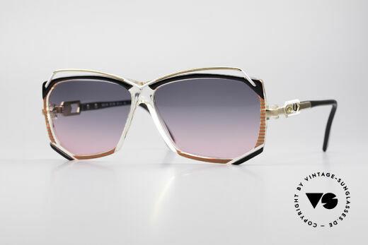 b27a45059490 Cazal 188 Vintage Sunglasses Ladies Details