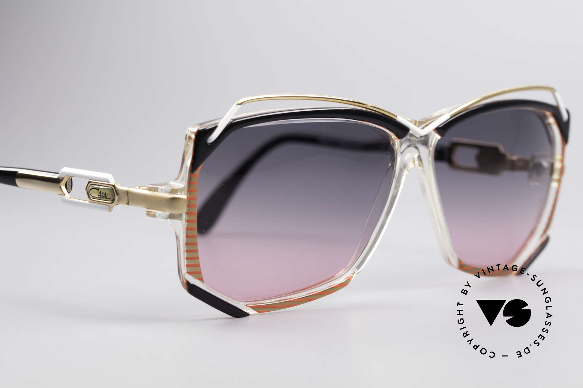 Cazal 188 Vintage Sunglasses Ladies, NO RETRO shades, but a precious old rarity from 1988, Made for Women