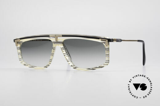 Cazal 190 Old School Hip Hop Shades Details