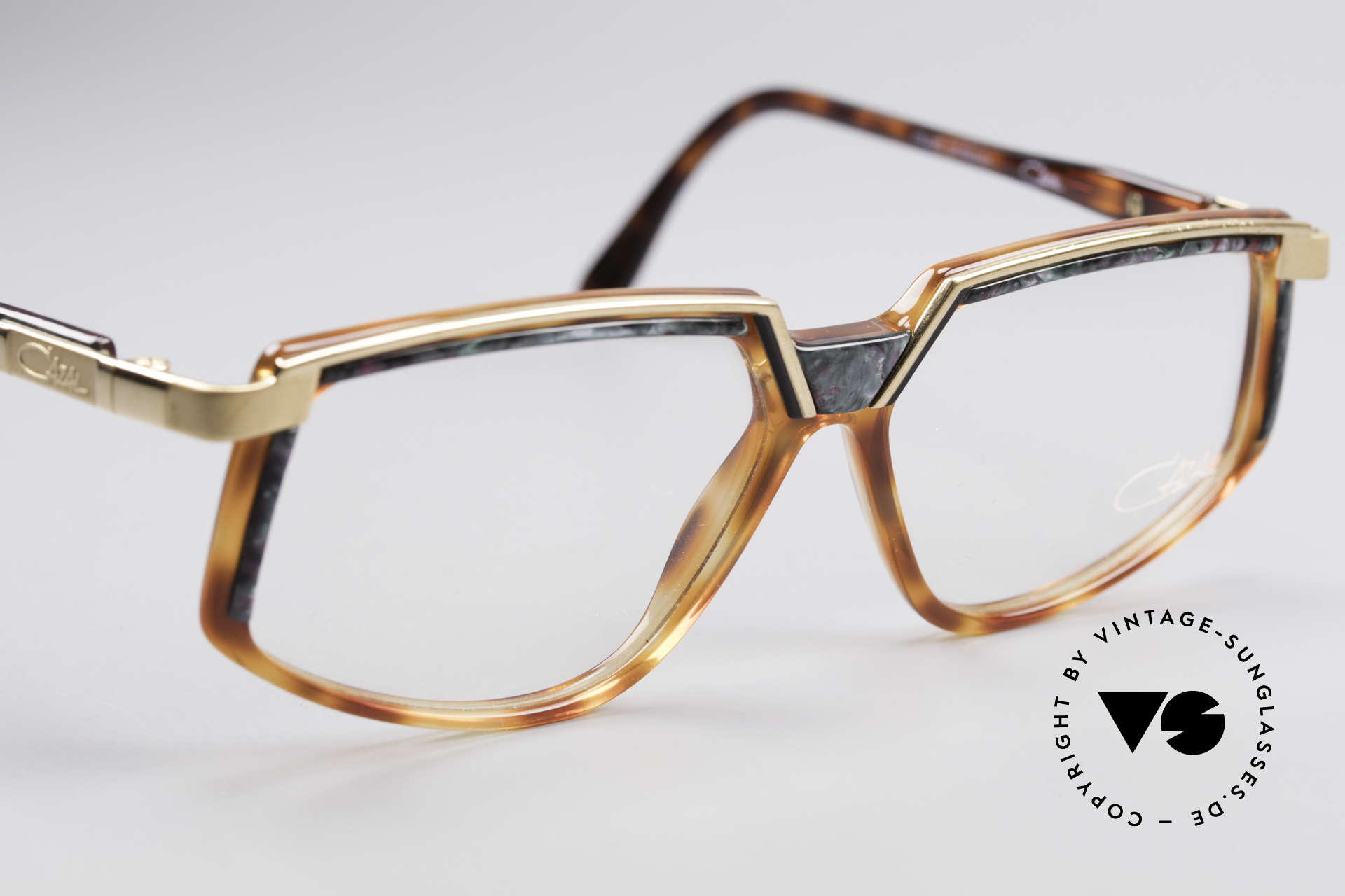Cazal 337 Vintage Frame No Retro Cazal, unworn, NOS (like all our rare vintage Cazal eyewear), Made for Men and Women