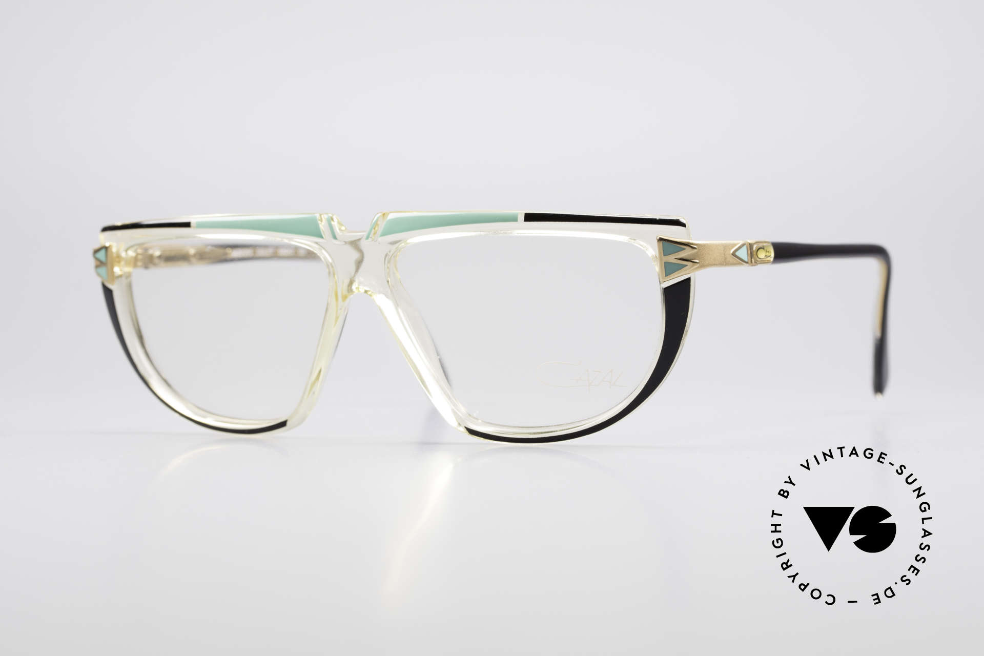 Cazal 316 True 80's Old School Glasses, fantastic Cazal design straight from the 80's, Made for Men and Women