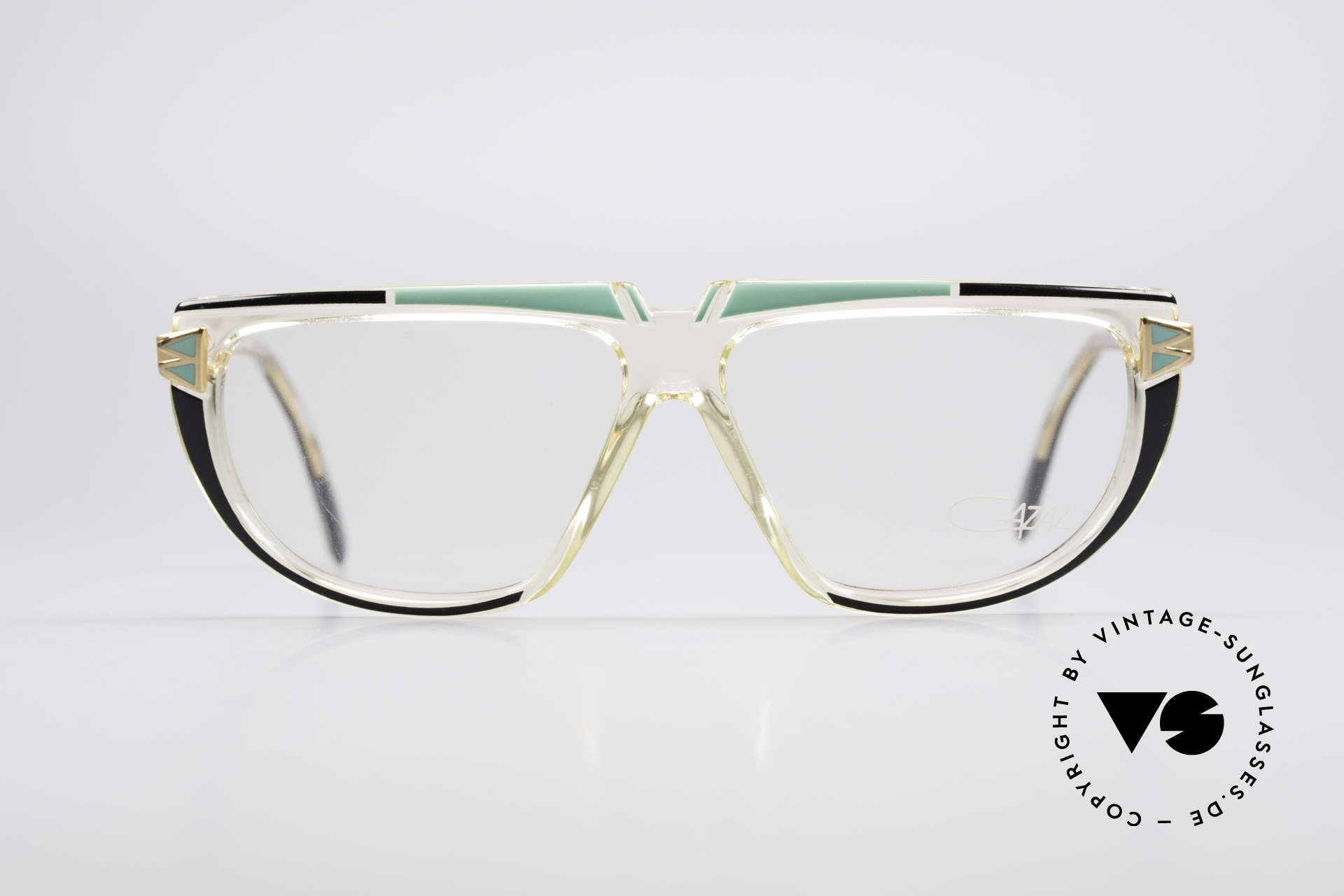 Cazal 316 True 80's Old School Glasses, fresh color combination from approx. 1988/89, Made for Men and Women