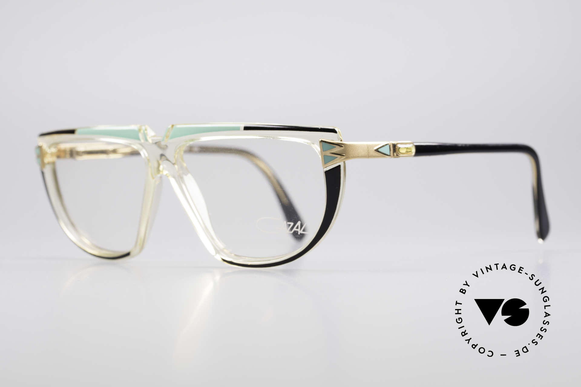 Cazal 316 True 80's Old School Glasses, a rare 'old school' original; made in W.Germany, Made for Men and Women