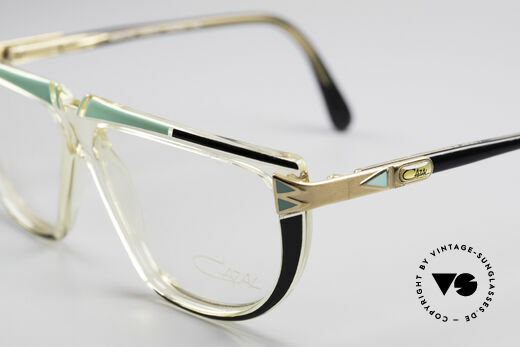 Cazal 316 True 80's Old School Glasses