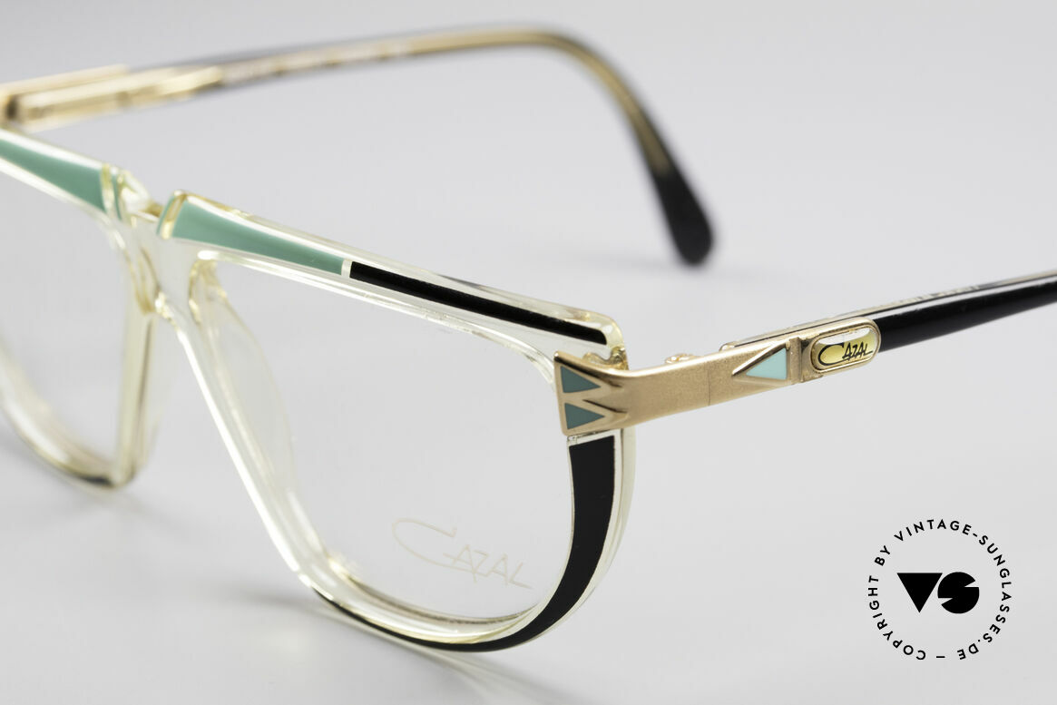Cazal 316 True 80's Old School Glasses, never worn (like all our vintage Cazal glasses), Made for Men and Women
